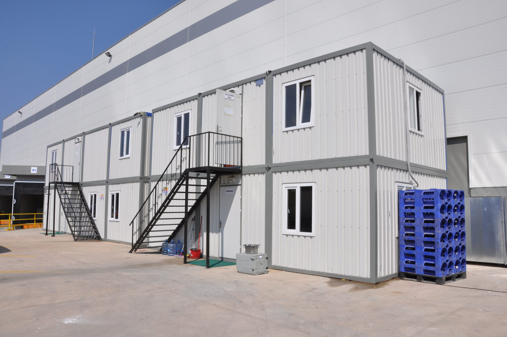 office-containers